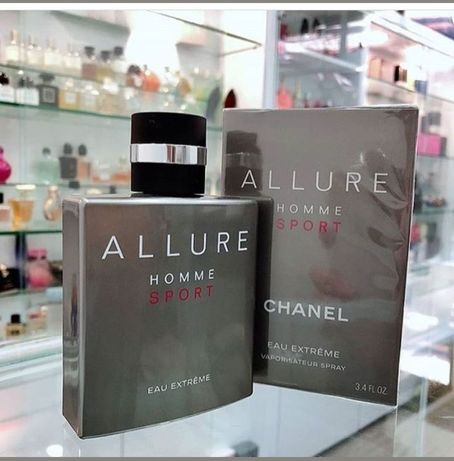 Chanel. Allure Homme Sport. Аллюр Хом спорт.