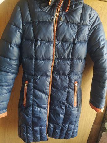 Отдам женскую зимнюю куртку