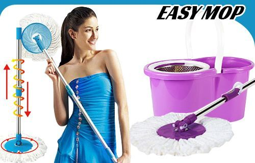 Easy Mop почистваща иновация