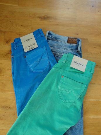 НОВИ! Pepe Jeans - 100% оригинални дънки ръст 164 (25, 26)