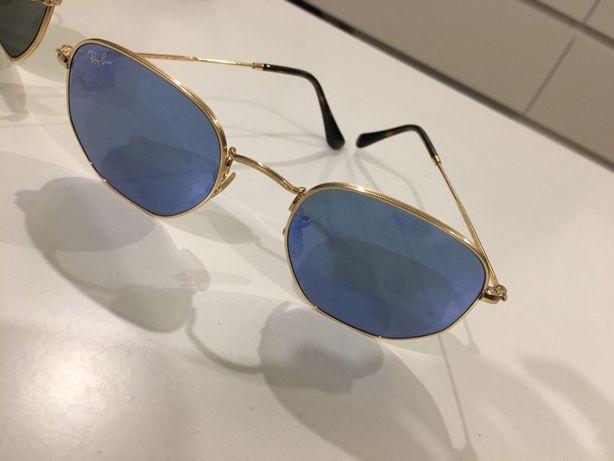 Ochelari de soare ray ban hexagonal lenses