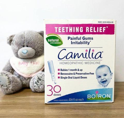 Средство при прорезывании зубов Камилия