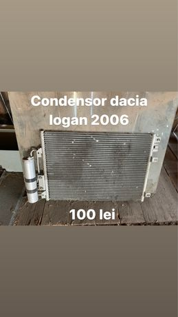 Radiator condensor clima logan