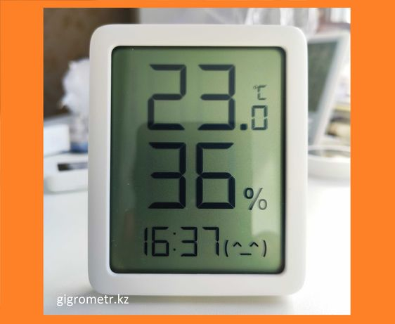 Высокоточный прибор для контроля  температуры и влажности. 9̶7̶0̶0̶ тг