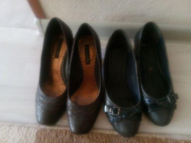 Туфли кожаные 37