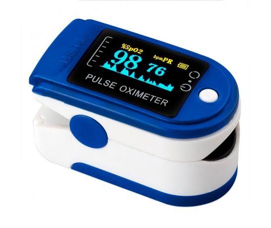 Пръстов пулс оксиметър/Smart Technology Oxymeter/, измерване на Sp02 и