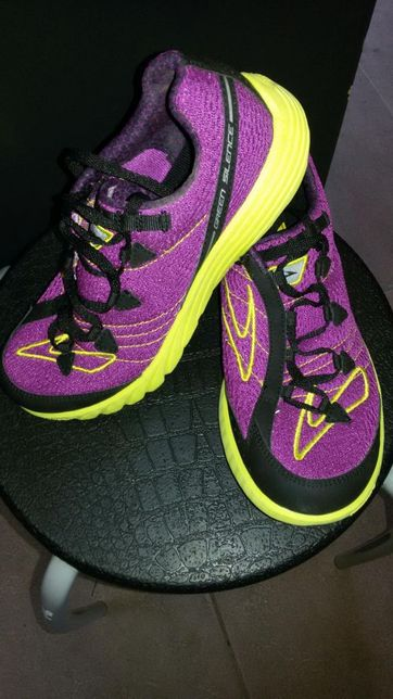Brooks running nr 36,5 shoes green silence adidași