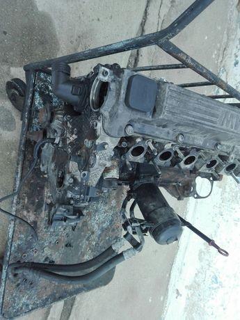 Двигател bmw E39 2.5 tds 143 кс