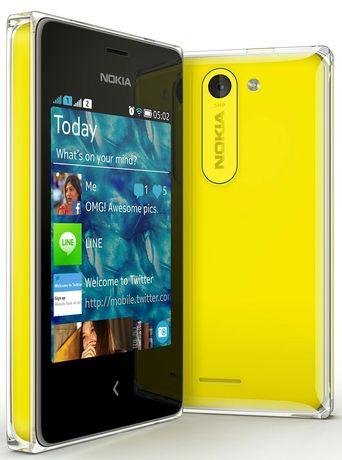 Nokia Asha 502 dual slim