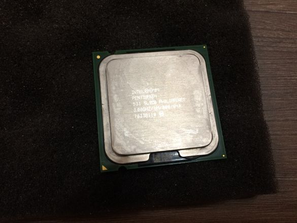 """Микропроцесор """"INTEL"""