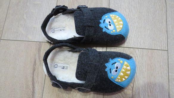 Детски домашни обувчици