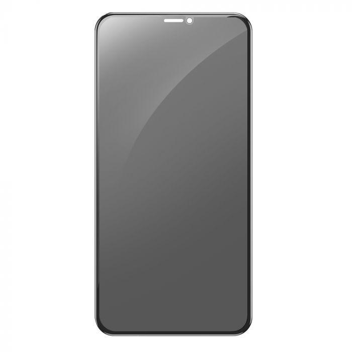 Folie Sticla Securizata Privacy iPhone 11Pro Montaj Gratuit