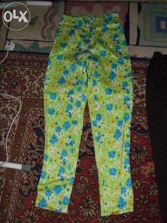 Pantaloni elastici tip pana