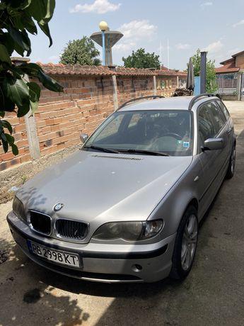 BMW E46 320d 150hp