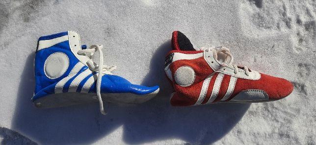 Обувь для борьбы.Борцовки новые