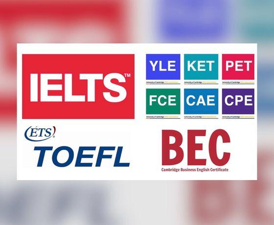Cursuri Engleza, IELTS, Cambridge, TOEFL, SAT, OET, Business