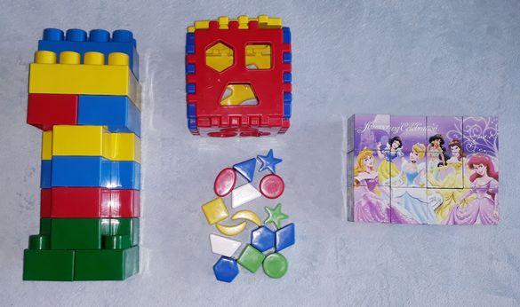 Лот детски играчки