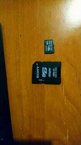 Продам  флешку Sony microSD 128 gb