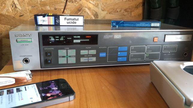 amplificator vintage  SONY INTEGRATED STEREO TA-V7
