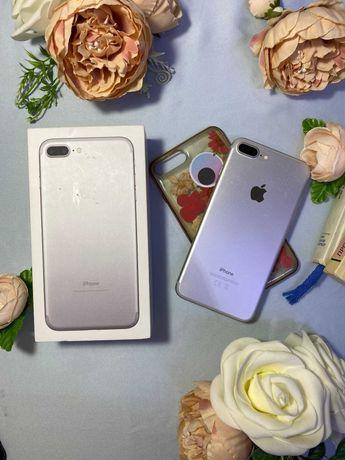Apple iPhone 7 Plus 32 GB (серебристый)