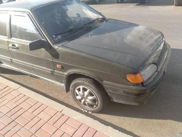 Продам ВАЗ 2115 , 2004 г.в. газ-бензин, подогрев двигателя 220В.