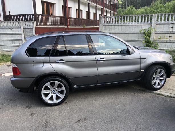 Schimb sau vand BMW-X5-2007 ( variante teleskopic cu brat peste 12 m s