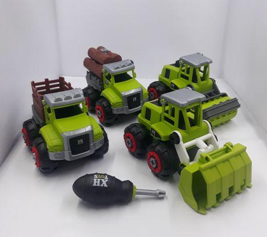 Set mașinuțe de construcții,calitate superioară
