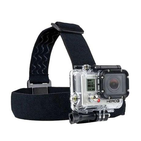 Prindere pentru cap pentru GoPro mount camera de actiune reglabila