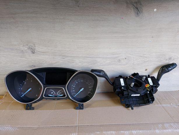 Ceas ceasuri spira volan maneta semnalizare ștergătoare ford focus mk3