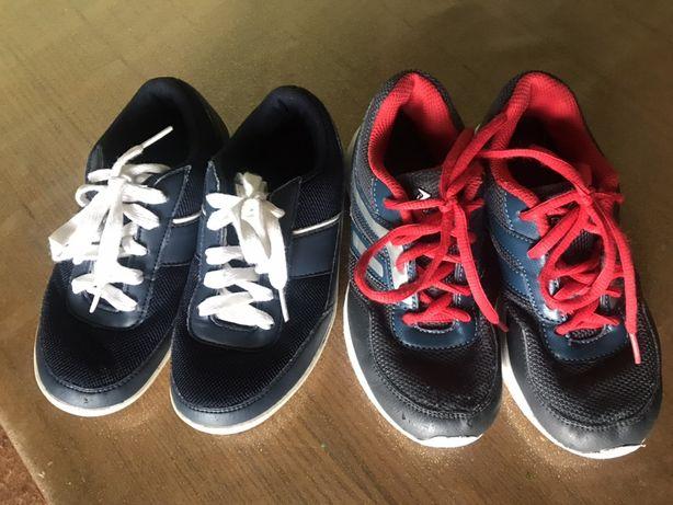 Кросовки 2 пары 30 размер.