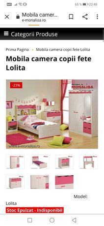 Vand mobila pentru camera de fetita