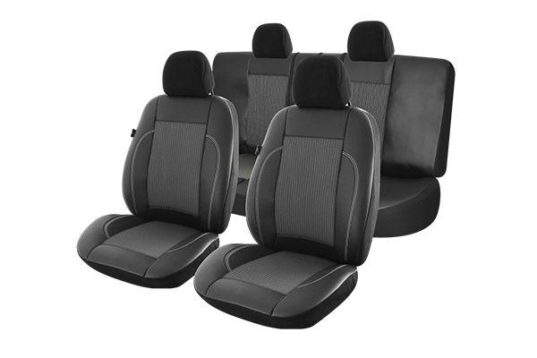 Set huse scaun piele universal compatibile cu original