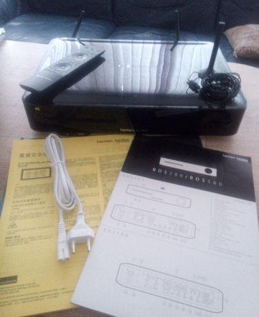 Harman Kardon BDS 580 HomecinemaWiFi 5.1 ресивър