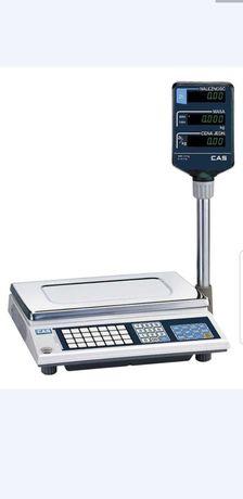 Весы электронные торговые Cas AP-30EX