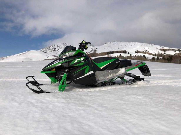 Снегоход Arctic cat M 1100