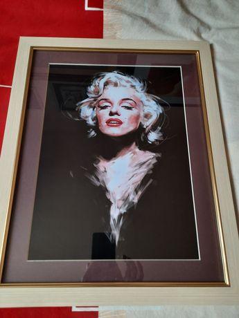 Litografie Marilyn Monroe