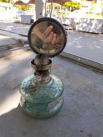 Лампана газ работи