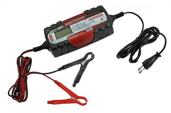 Зарядно за акумулатор 4A/WP-1 за киселинни, гелови, АГМ, обикновенни