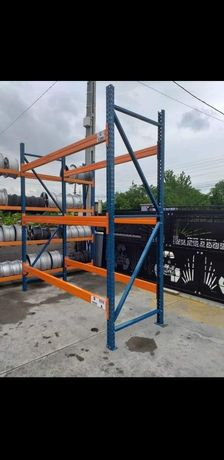 Vând rafturi metalice profesionale reglabile cu diferite modele