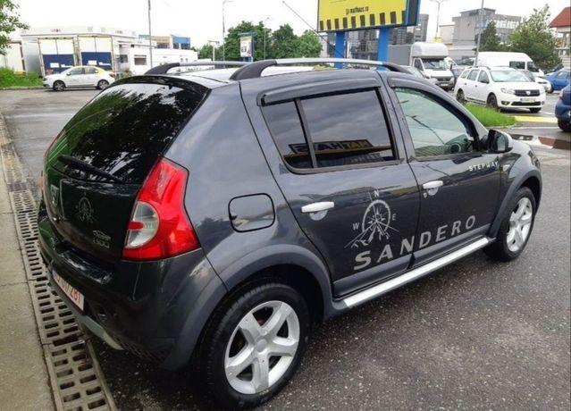 Set autocolant Sandero Stepway Adventure