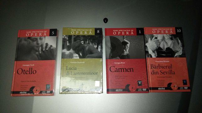 DVD - uri muzica clasica