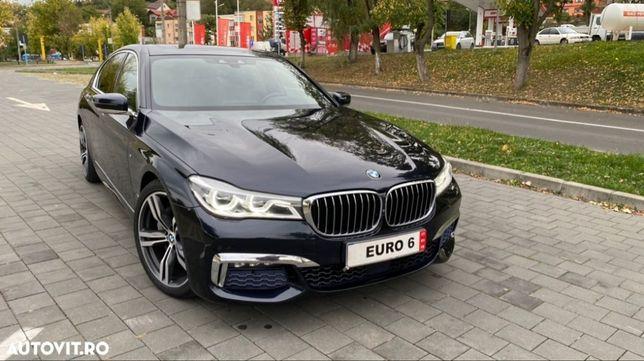 BMW Seria 7 740 Xdrive Mpaket Masaj Tablete Led