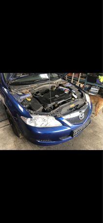 Dezmembrez Mazda 6 2.0 benzina Preturi mici!!