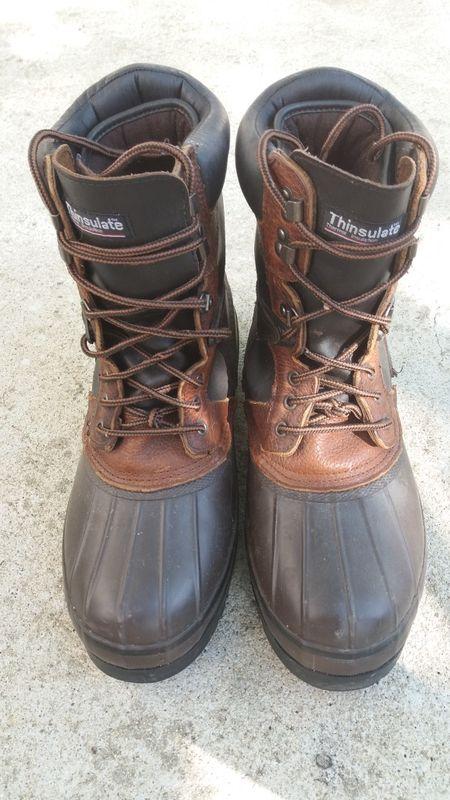 Обувки за лов с. Горно Черковище - image 1