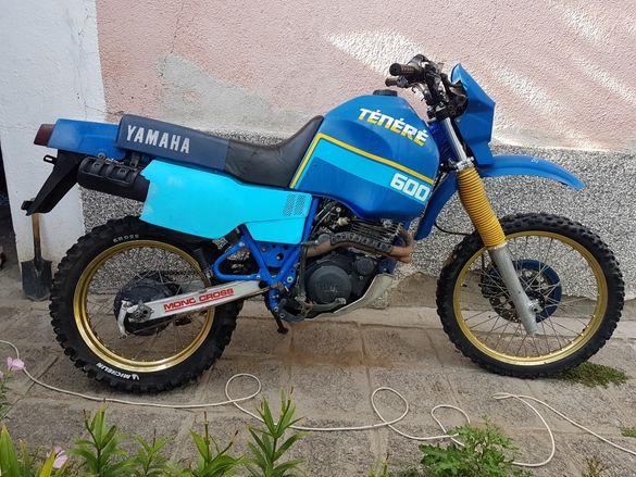 Yamaha xt 600 само на части ямаха хт