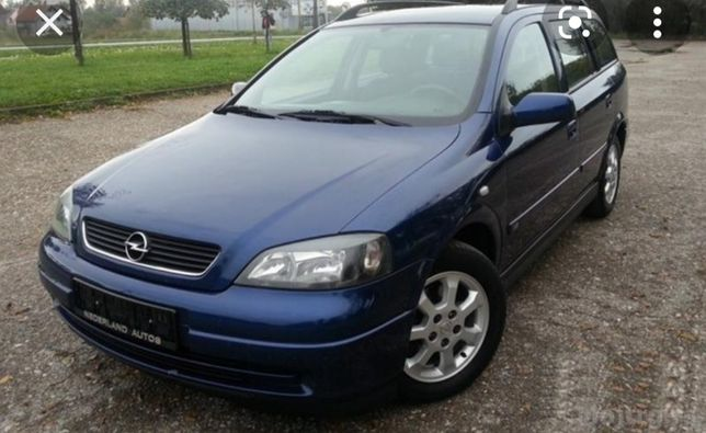 Vand piese opel astra g
