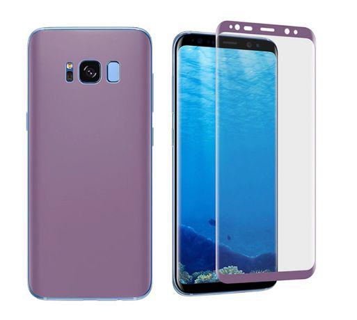 Set Folie Protectie Samsung S8 Plus Fata si Spate Montaj Gratuit