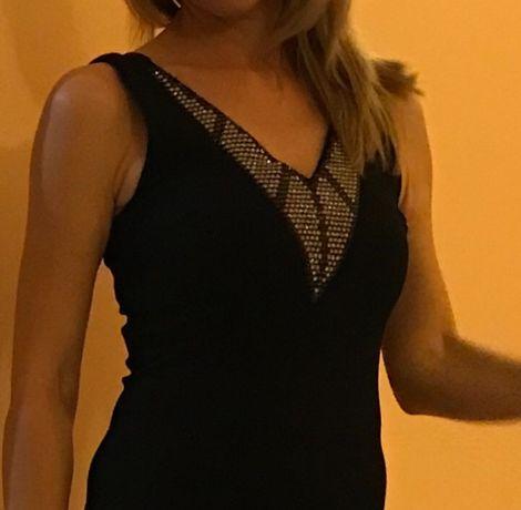 дамска рокля с камъни