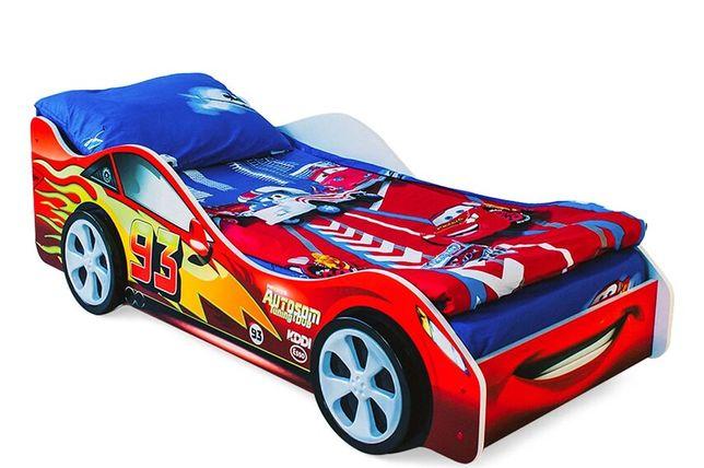 Детская кровать машинка Нур-Султан