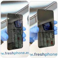 Display/Sticla A21s - Fresh Phone